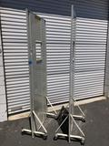 X-Ray Protection Walls 7ft Tall