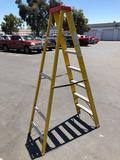 Werner Folding Ladder 7ft Tall 250lb Capacity
