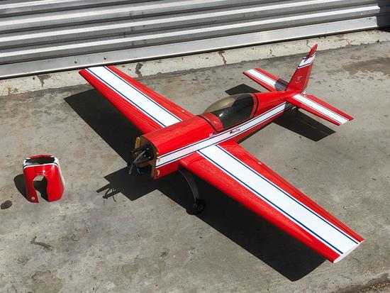 Great Planes Extra 300S Aerobatic Team RC Plane