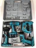 Coleman Powermate Tools with Case
