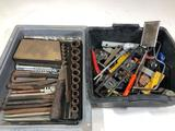 Chisels, Sockets, Drill Bits, Other Misc Hand Tools