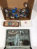 Lot of Vintage German/European Cutlery, Silverware, Utensils