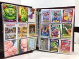 Binder of 700+ Garbage Pail Kids Collection