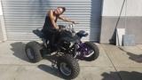 1999 Yamaha ATV Motorcycle Quad w/ Signed Title VIN JY43JMW05XA290358