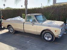 Chevrolet Custom 1969 Pickup Truck