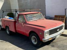 1971 Chevrolet Pickup Truck