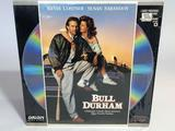 Bull Durham Laser VideoDisc