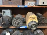 Shelf of 3 Phase Motors 3 Units