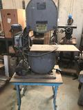 Rockwell Band Saw On Stand