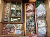 Geodes, Crystals, Stones, Rocks, etc