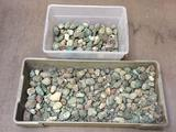 Large Lot of Geodes, Stones, Rocks