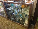 Display Cabinet, 4ft Wide, 3 1/2ft Tall, 13in Deep