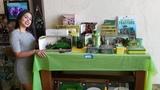 John Deere Tractor Memorabilia, Art, Models, Books, etc