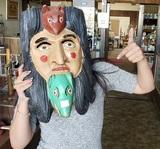 5 Tribal Face Masks