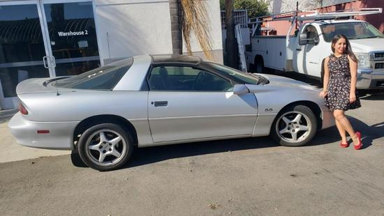 1997 Chevy Camaro SS RWHP 360 wheel HP . Signed Title. All Forged Motor SLP #53