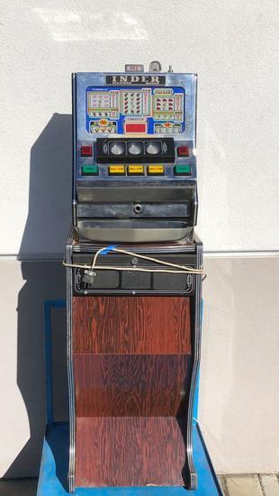 Inder Spanish 25 Cent Slot Machine