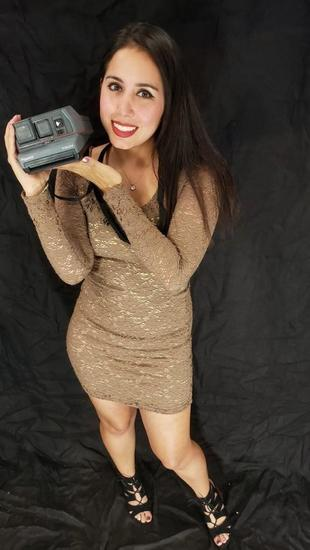 Polaroid Impulse Camera w/ Bag