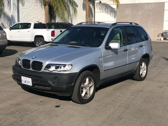 2001 BMW x5 3.0i SUV 200000 Miles