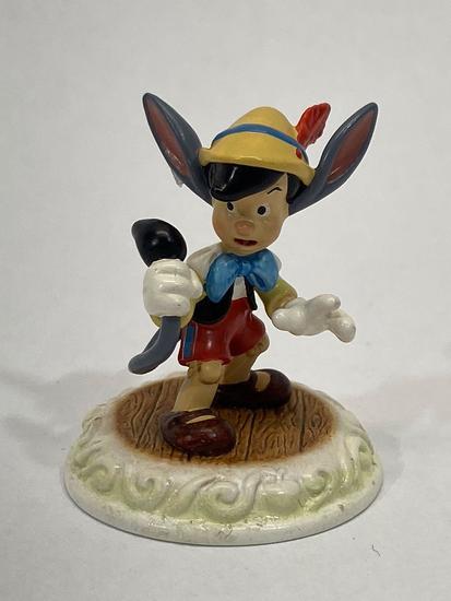 Pinocchio, Signed Limited Edition Disney Showcase Collection Sculpture DC13 by Olszewski