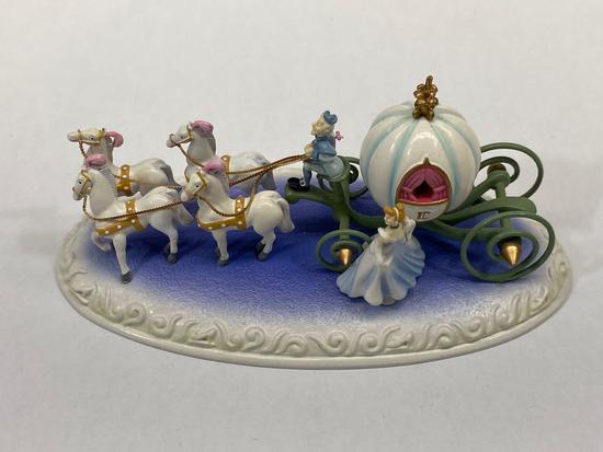 Cinderella, Signed Limited Edition Disney Showcase Collection Sculpture DC5 by Olszewski
