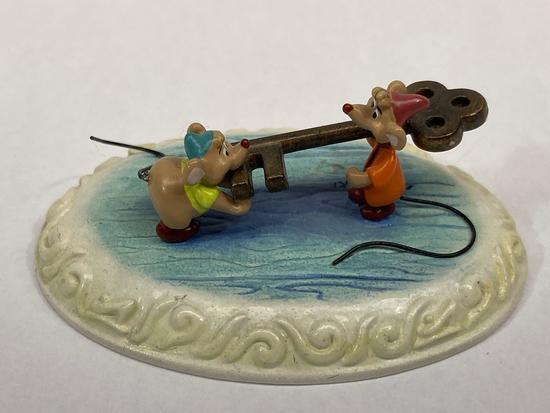 Cinderella, Signed Limited Edition Disney Showcase Collection Sculpture DC17 by Olszewski