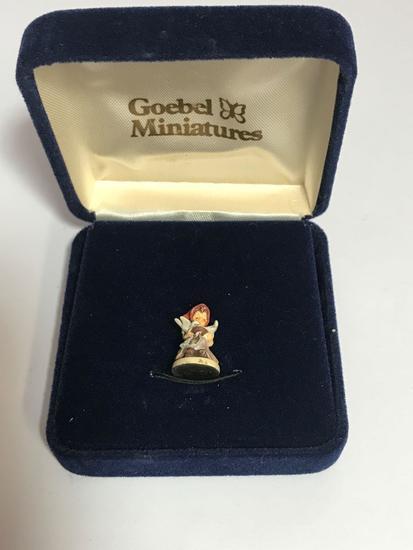 Olszewski Goebel Hummel Cinderella Signed