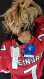 Signed Arizona Cardinals NFL Football XL Jersey w/ COA says SportsMemorabilia, Matt Leinart