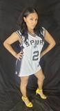 Kawhi Leonard Spurs Signed Jersey COA