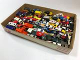Box of Misc Die Cast Cars
