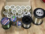 Miscellaneous Spools of Fishing Line