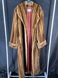 Pamela Mc Coy Faux Fur Coat