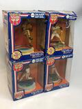 Starting Lineups 1994-1995 Baseball Stadium Star Collectables 4 Units
