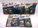 Starting Lineup 1988-1991 Major League Baseball Super Star Collectibles
