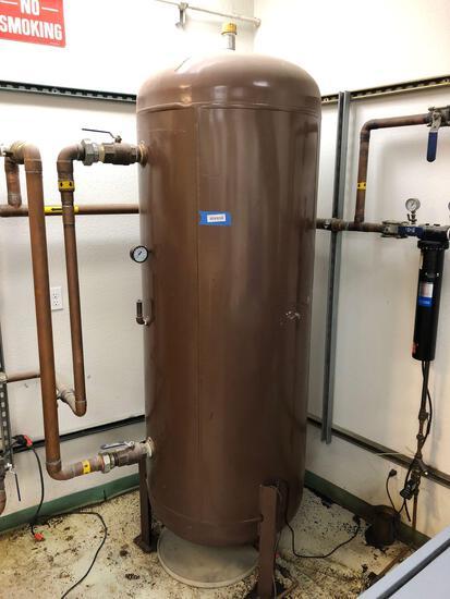 Pressure Tank 240 Gallons