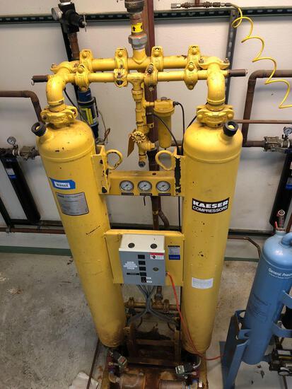 Kaeser Compressors Pressure-Swing Regenerative Desiccant System
