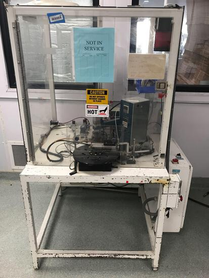 Basic Pneumatic Controlled Thermal Press