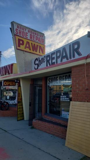 Chula Vista Cobblers Shoe Repair Store Auction