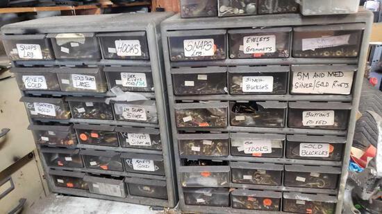 cobbler supplies grommets buttons buckles
