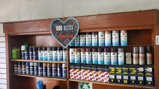 brillo spray shoe spray kiwi dye polish etc