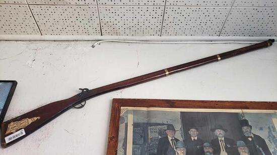 toy rifle 4ft long