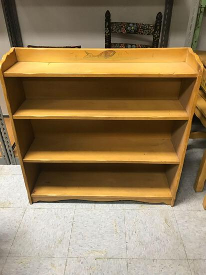 Monterey Wood Shelf