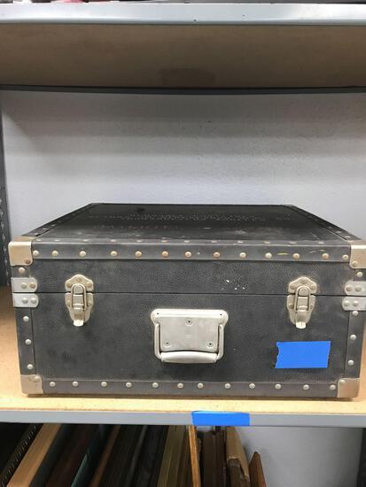 Storage Box Full Of Smaller Cases