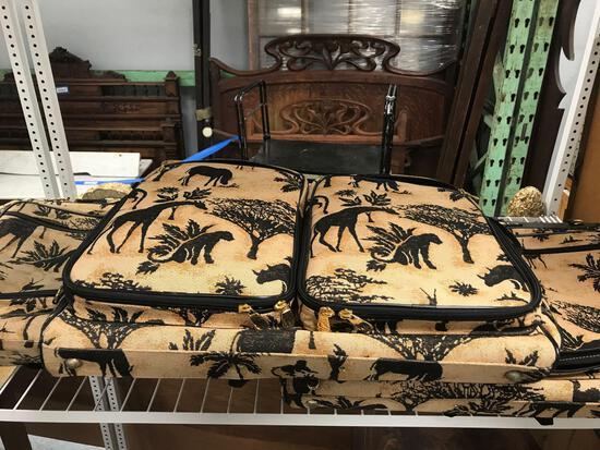 French Luggage Masai Mara Garment Bag 3 Units
