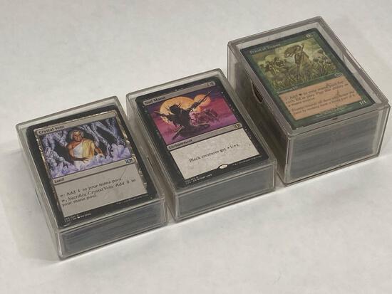 300+ MTG Magic the Gathering Trading Cards