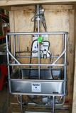 Spider Lift air Hoist Staging Lift Industrial Basket
