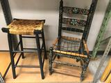 Chair Barstool 2 Units