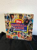 Baseball Card Album