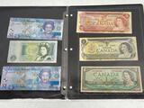 British Empire paper money, 11 units