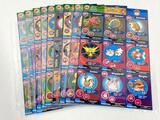 85 Pokemon Burger King PokeTrivia Cards