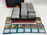 Box of 1,300+ MTG Magic the Gathering Trading Cards